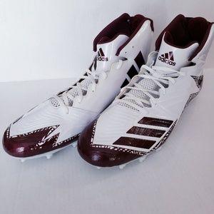 Adidas Freak Football Cleats size 17